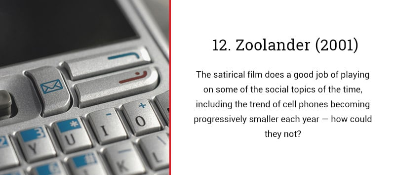 zoolander cell phone