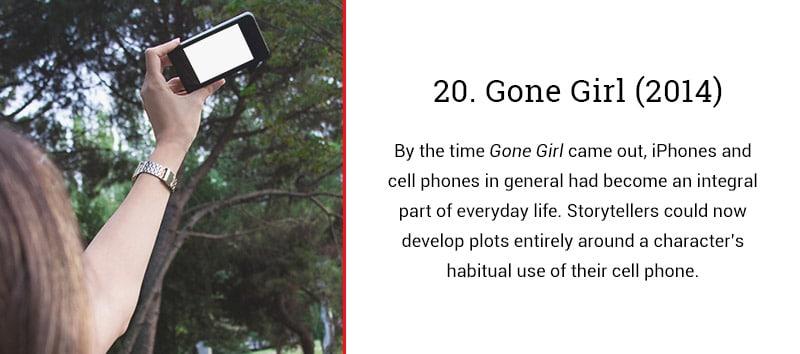 gone girl cell phone