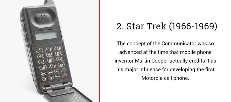 start trek cell phone
