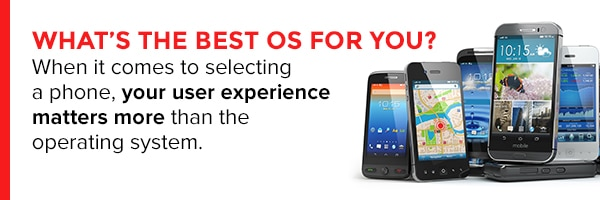 What's the best OS for you?