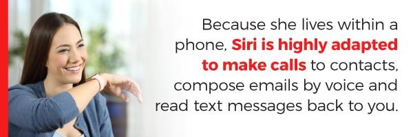 Siri - iPhone Virtual Assistant