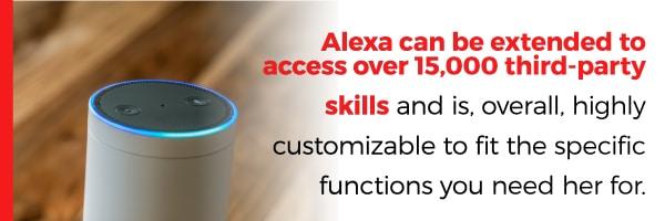 Alexa - Amazon Virtual Assistant