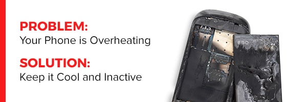 Overheating Phone