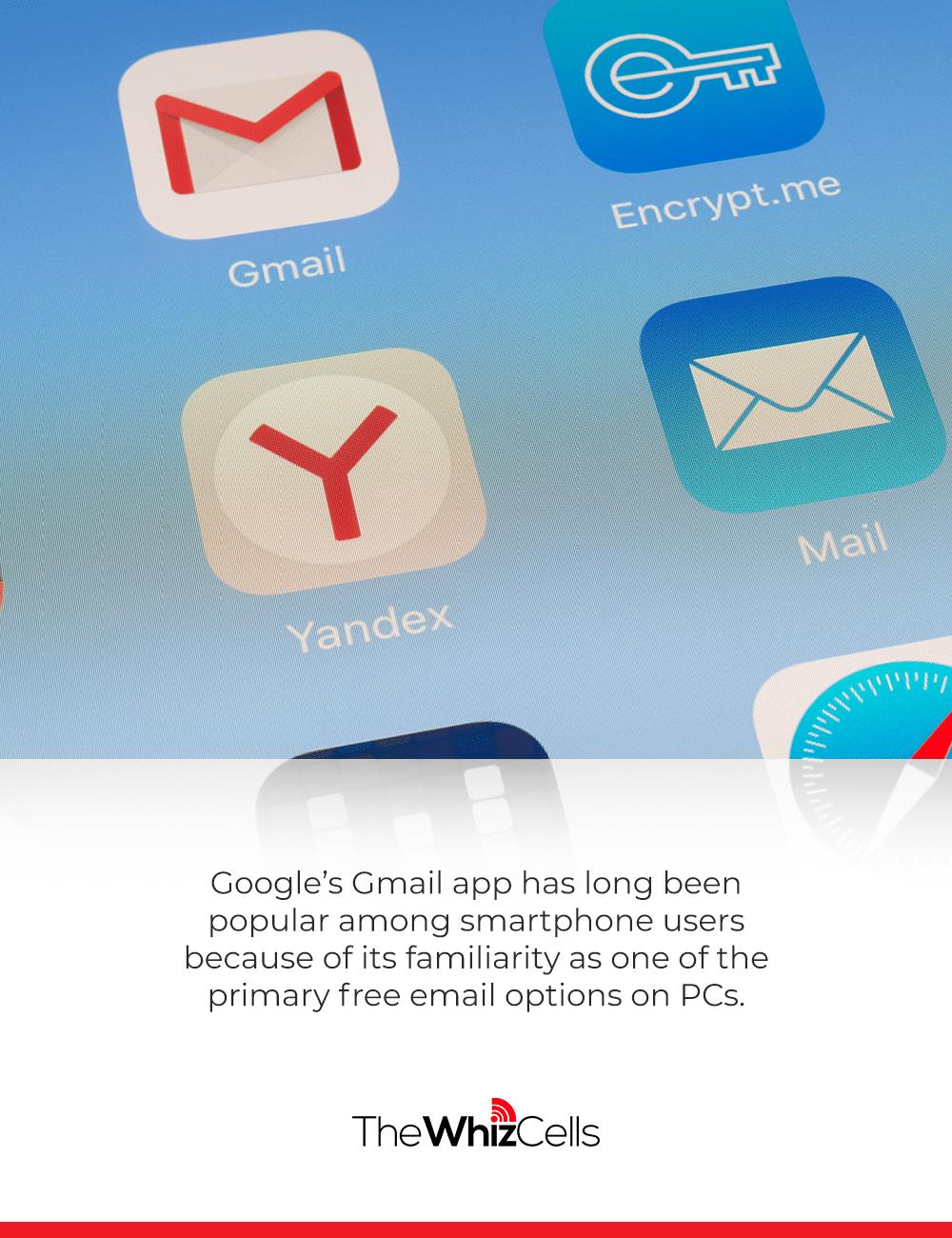 Gmail App vs. Apple Mail