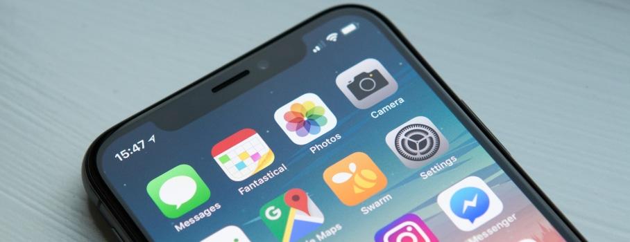 iPhone Messaging App