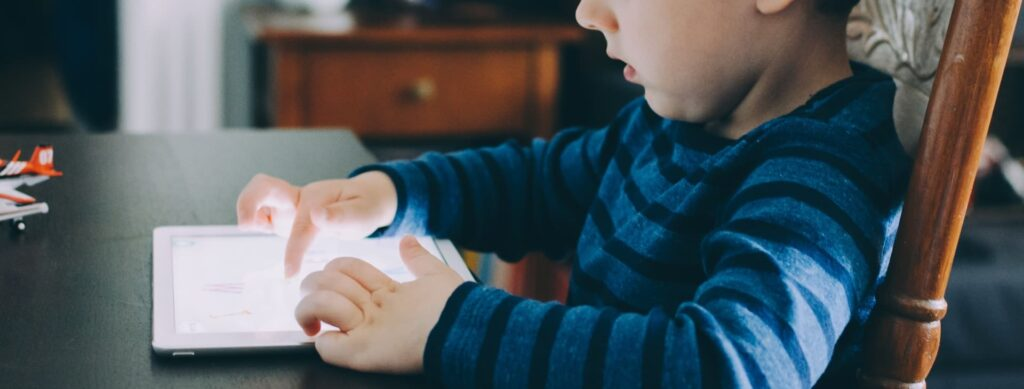 Tablet for Kids - Feature
