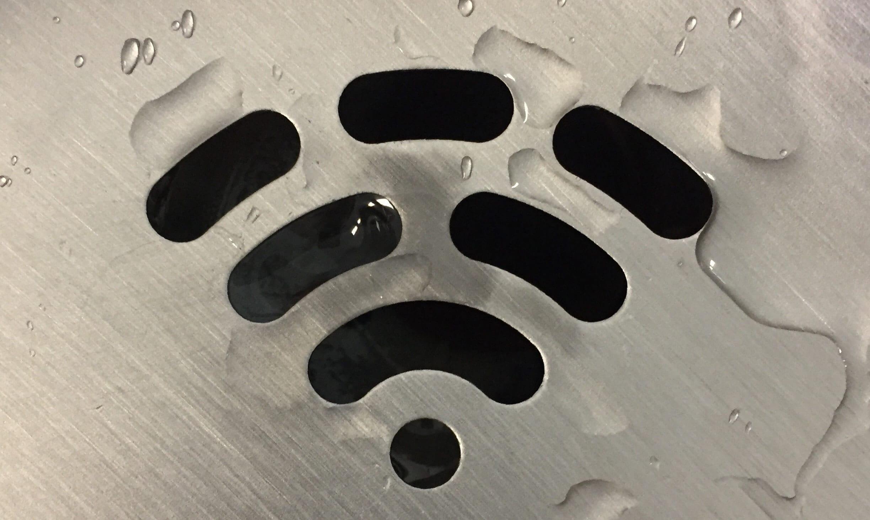 Wi-Fi Hotspot Symbol